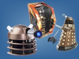 Doctor Who Remote Control & Talkies