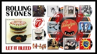 Rolling Stones Stamp Covers