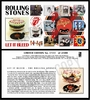 Rolling Stones - Let It Bleed Stamp Cover 10 Classic Album Stamps Version