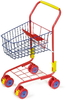 TOY SHOPPING TROLLEY AUTHENTIC WITH DOLL SEAT FOLDING BASKET