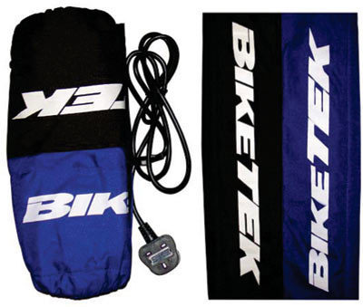 BIKETEK SUPERBIKE TYRE WARMERS - 2 PIN