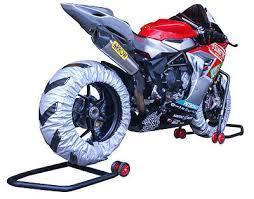 BIKETEK PRO TYRE WARMER FOR SUPERBIKE SIZES