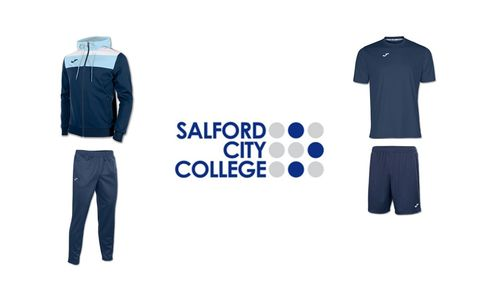 Salford City College Public Services Male Bundle 2