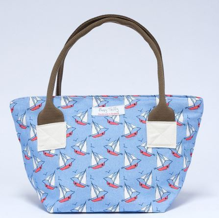 Breezy Boats Tote Bag