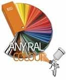 Roller Shutters in Any RAL Colour