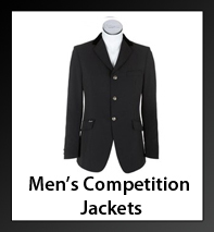 Competition Jackets - Men's