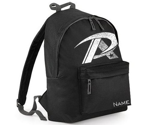 Platinum Allstars Backpack - BLACK