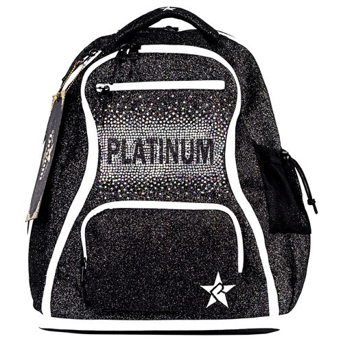 Rebel Athletic Back Pack with Unicorn Crystals