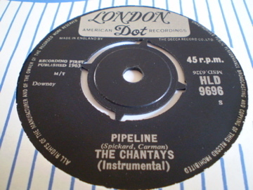 The Chantays - Pipeline