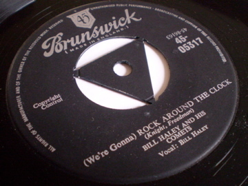 Bill Haley and his Comets - (We're Gonna) Rock Around The Clock