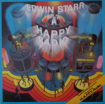Edwin Starr - Happy Radio