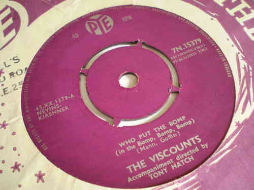The Viscounts - Who Put The Bomp