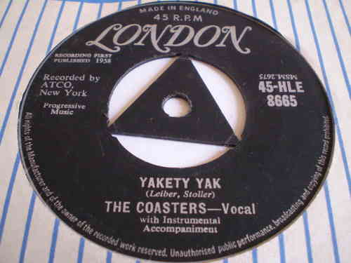 The Coasters - Yakety Yak