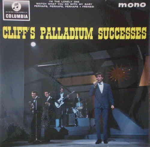 Cliff Richard with The Shadows - Cliff's Palladium Successes