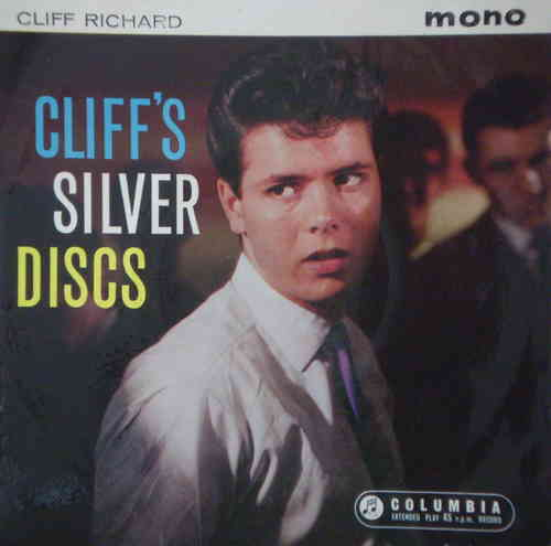 Cliff Richard & The Shadows - Cliff's Silver Discs