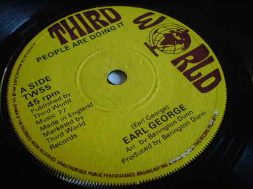 Earl George - People Are Doing It