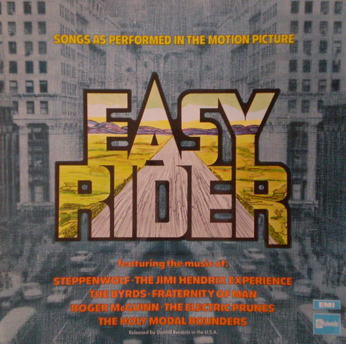 Various Artists - Easy Rider (Motion Picture Soundtrack)