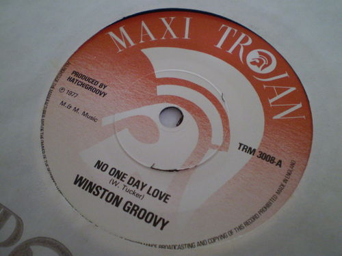 Winston Groovy - No One Day Love