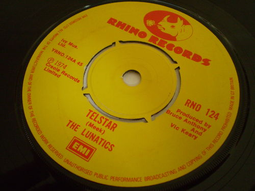 The Lunatics - Telstar