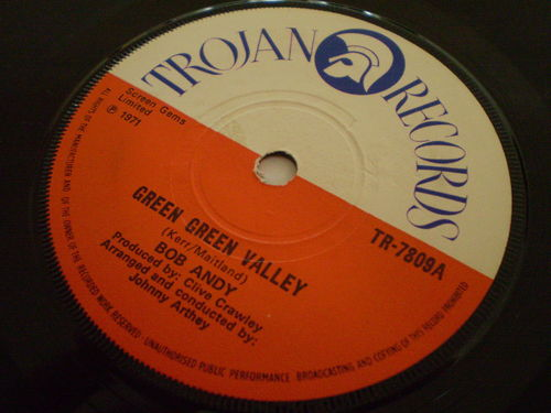 Bob Andy - Green Green Valley