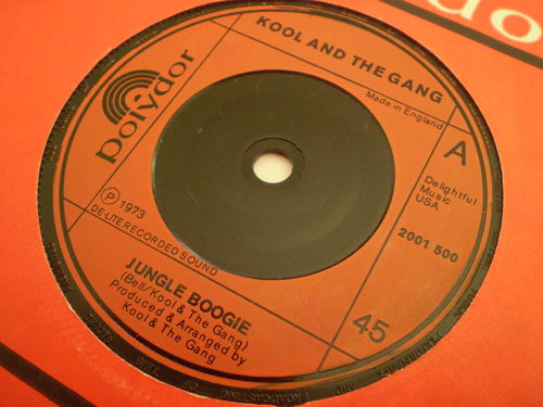 Kool and the Gang - Jungle Boogie