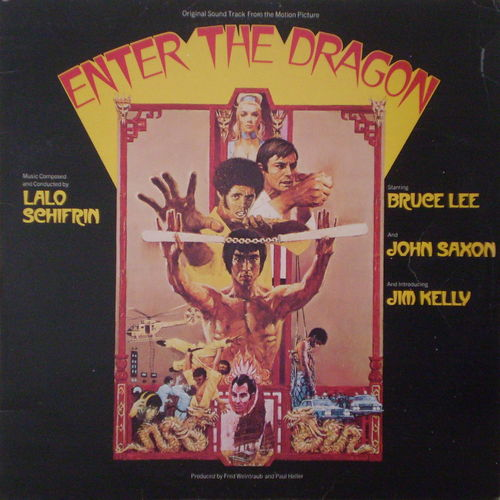 Lalo Schifrin - Enter the Dragon (Original Sound Track from the Motion Picture)