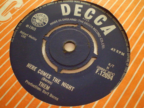 Them - Here Comes the Night