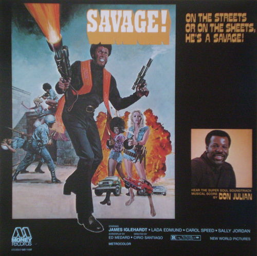 Don Julian - Savage! (Super Soul Soundtrack)