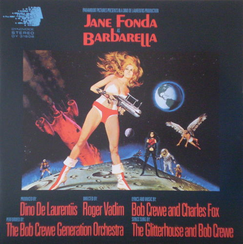 Bob Crewe and Charles Fox - Barbarella (Original Motion Picture Soundtrack)