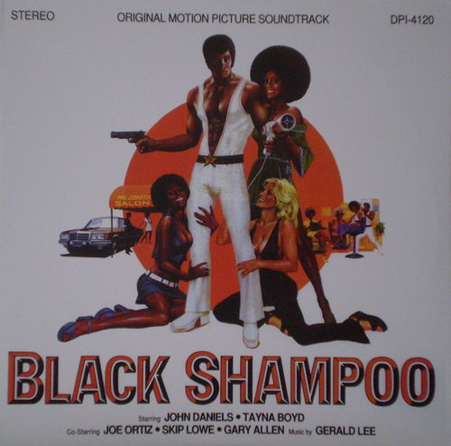 Gerald Lee - Black Shampoo (Original Motion Picture Soundtrack)