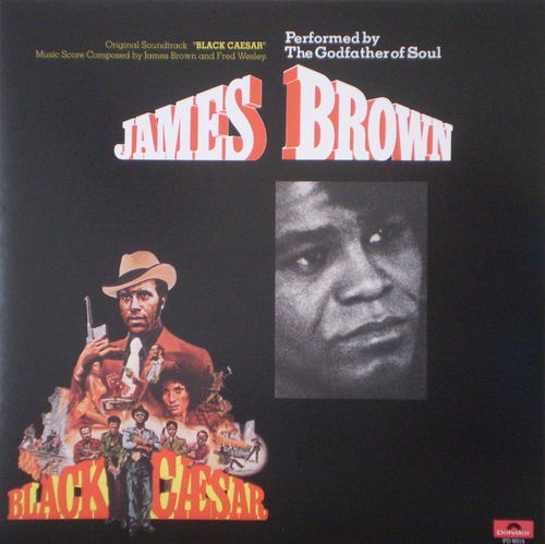 James Brown - Black Caesar (Original Soundtrack)