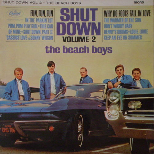 The Beach Boys - Shut Down Vol.2