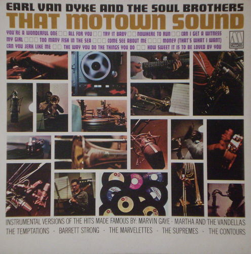 Earl Van Dyke & the Soul Brothers - That Motown Sound