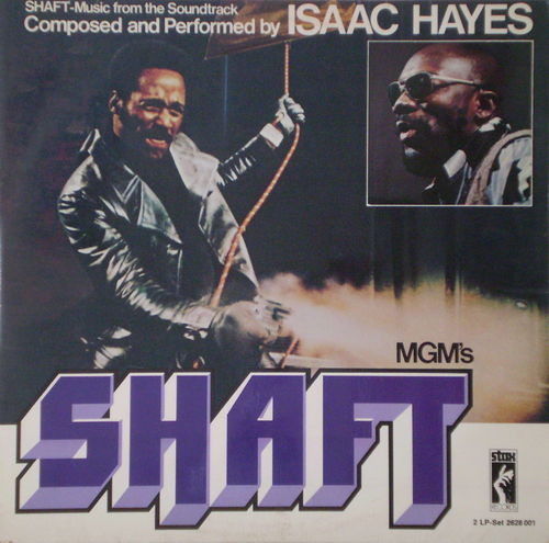 Isaac Hayes - Shaft (Original Motion Picture Soundtrack)