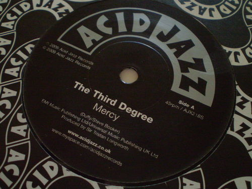 The Third Degree - Mercy