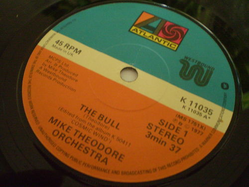 Mike Theodore Orchestra - The Bull