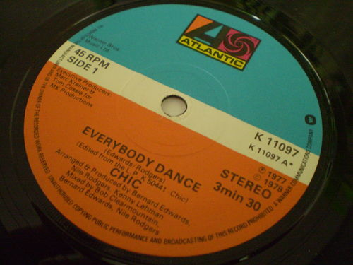 Chic - Everybody Dance