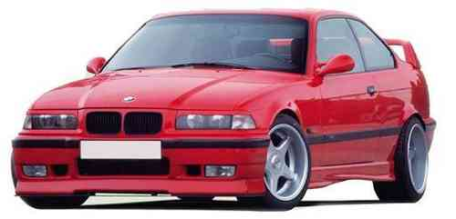 E36 Coupe / Cabrio M Style Side Skirts (supplied in pairs)