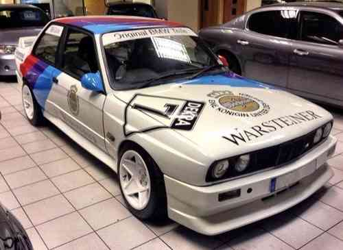 E30 M3 Evo Smooth Style Front bumper (M3 width)