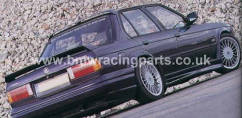 E30 Batmobile Roof Spoiler