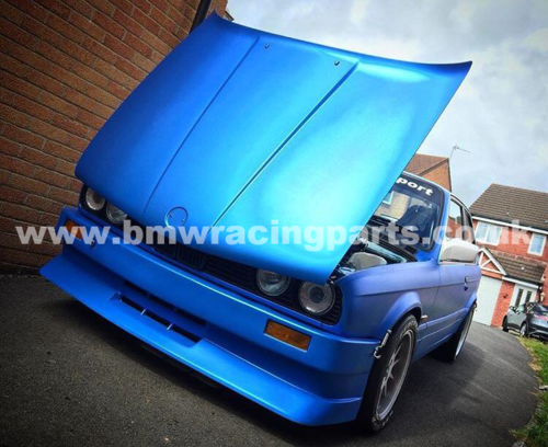 E30 M3 Evo Smooth Style Front bumper (standard width)