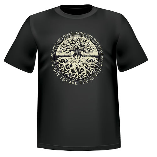 Leaves & Branches T-Shirt