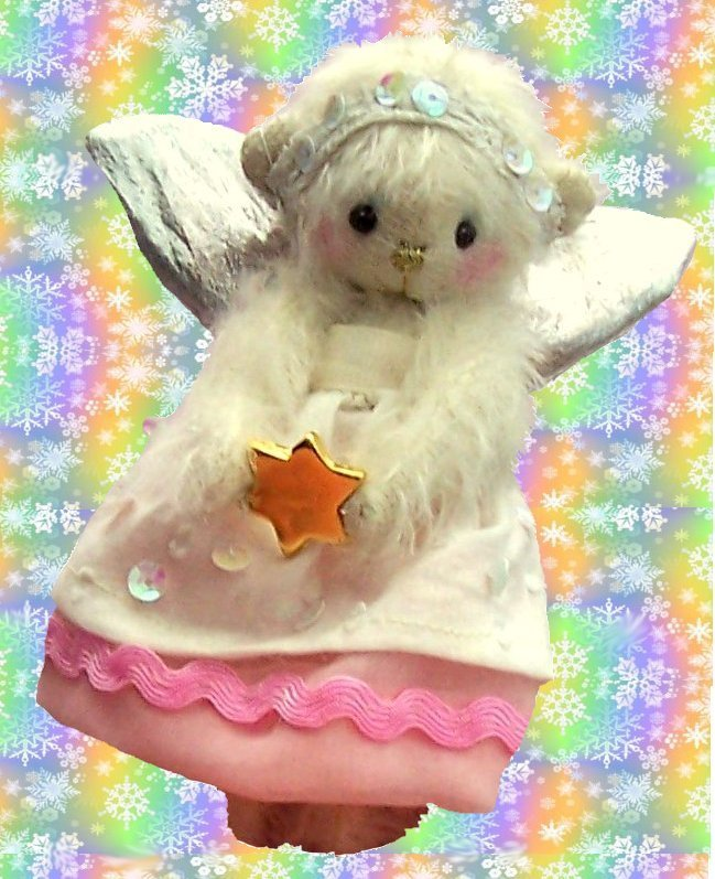 Fairy Bear Sewing Pattern Download - pcbangles