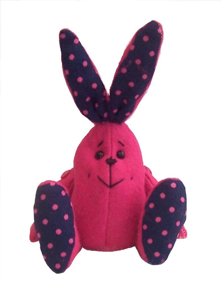 Goody Rabbit - downloadable sewing pattern