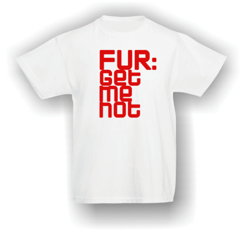 Fur: Get Me Not. T-Shirt (Kids)