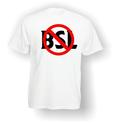 End BSL Sign - T-Shirt Adult
