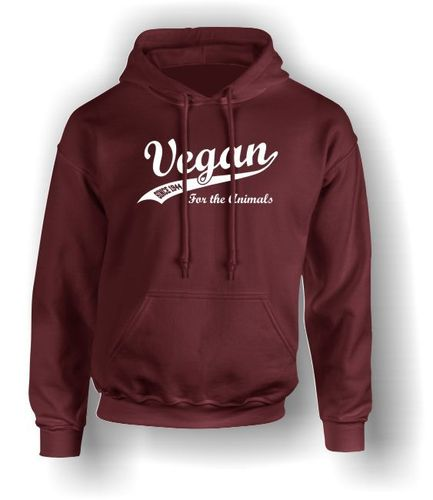 Vegan Since 1944 Swash - Adult Hoodie