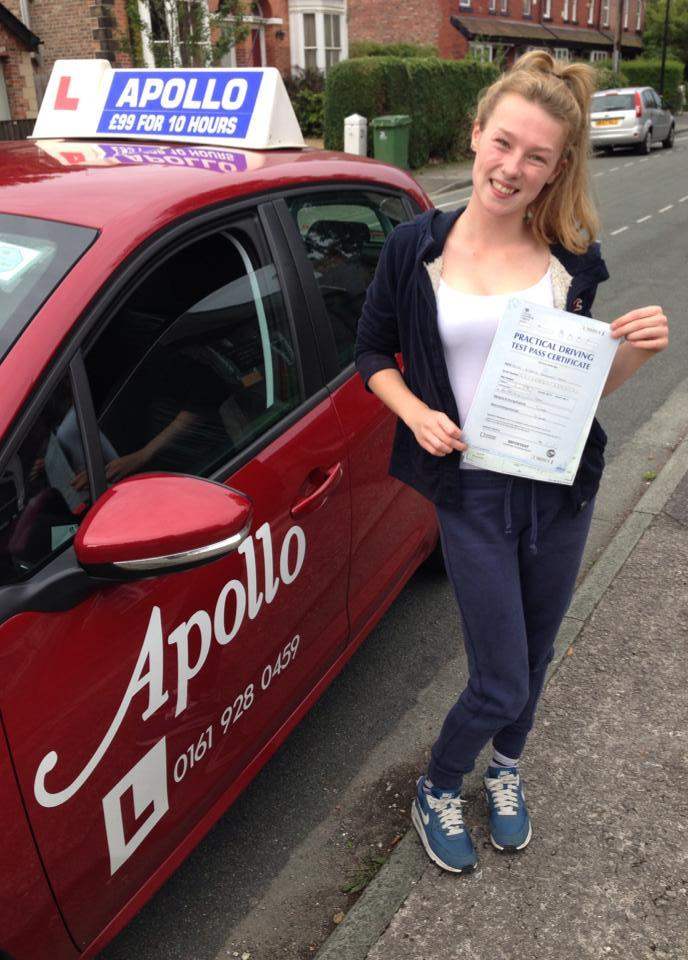 Kirstie_Driving_Lessons_4_You_Wythenshawe_Manchester