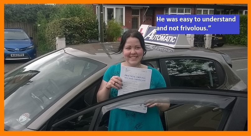 Kirstyn_Automatic_Driving_Lessons_4_U_Fallowfield_Manchester