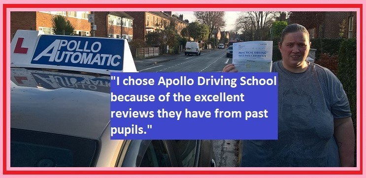 SARAH_FOXFORD_Automatic_Driving_Lessons_4_U_Manchester
